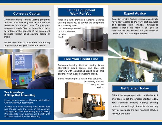 leasing Industrial