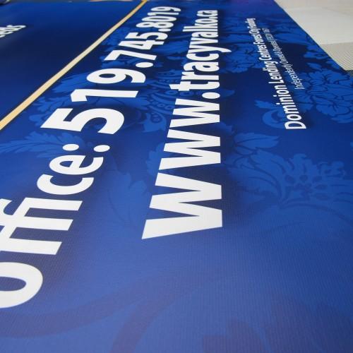 Decalit 10oz indoor Banner