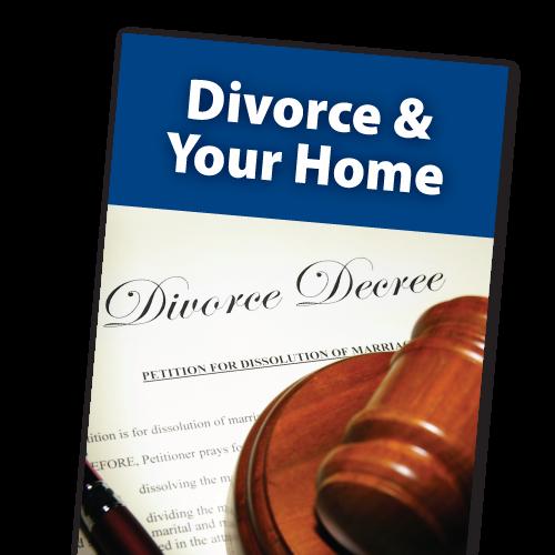 DLC branded Divorce Brochure