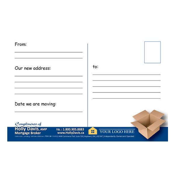 Moving Postcards