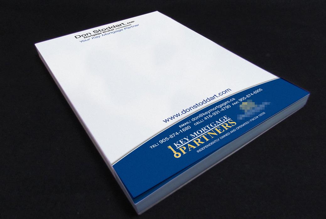 Branded Notepads