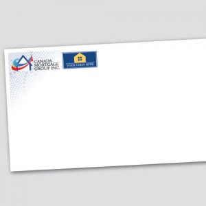 Mortgage Branded Envelopes