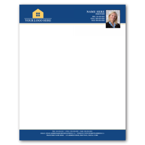 mortgage branded letterhead