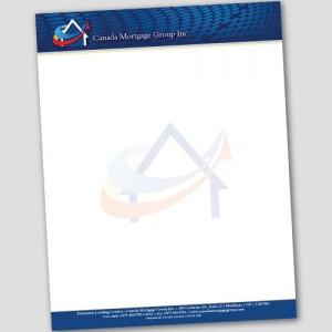 Dominion Lending Centres Branded Letterhead