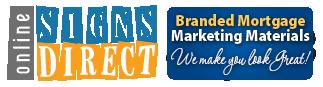 Mortgage Branded Marketing Logo
