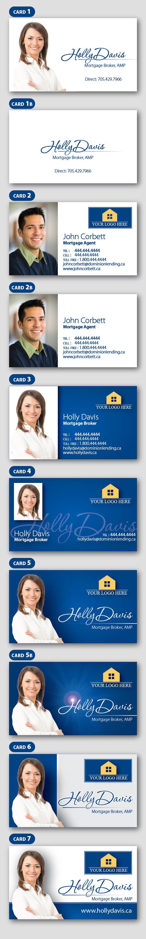 Charisma Business Card