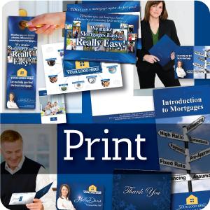 Branded Print Media