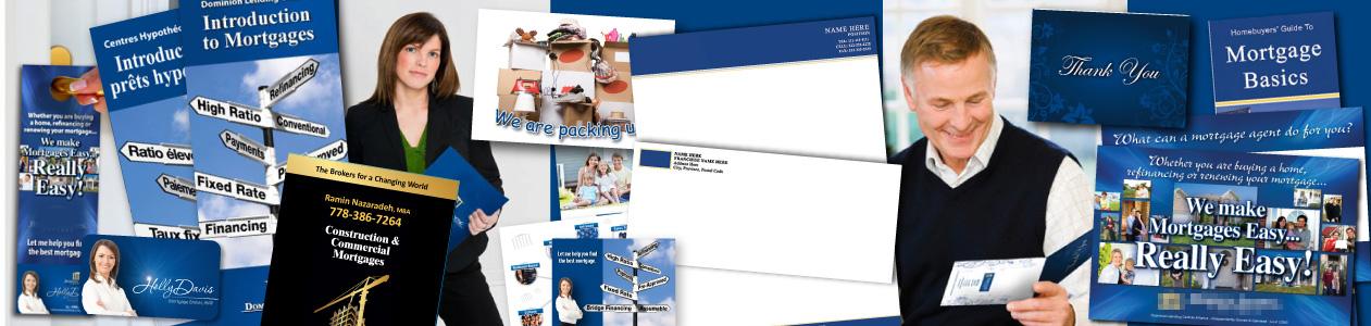 Branded Print Marketing Material